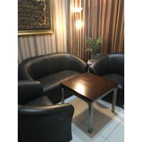 Jual 1 Set Sofa Dan Meja Bekas Kota Bekasi Alesandra Store Tokopedia