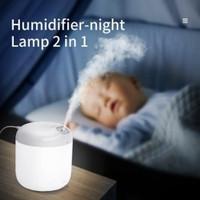 Humidifier Diffuser Aromatherapy Baseus Pelembab Udara Ruangan 600ml