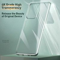 Baseus Casing Samsung S20/S20+/S20 Ultra Soft Case Handphone