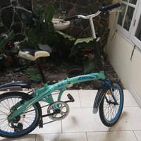 Jual Sepeda Lipat Second 20 Inchi Exotic 2 0 Kota Tangerang Chic Easy Shop Tokopedia