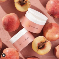 Dear Me Beauty 30 seconds Meltaway Cleansing Balm PEACH thumbnail