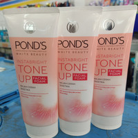 Pond s White Beauty Instabright Tone Up Foam 100G thumbnail