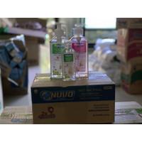 nuvo hand sanitizer paket