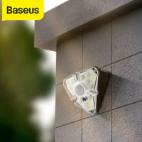 Baseus Lampu Tenaga Surya LED Lampu Solar Dinding Taman Tembok Pagar