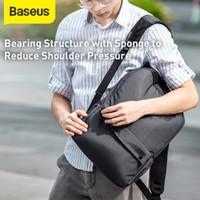 Baseus Basic Series Laptop Bag Tas Laptop Macbook Notebook Tas Ransel