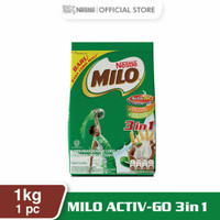 Milo 3in1 Activ-Go Pouch 1kg