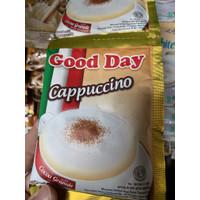 good day cappucino renceng 10 sachet