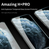 tempered glass nillkin H+ pro Iphone 12 pro 6.1 inch