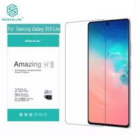tempered glass nillkin H+ pro Samsung Galaxy S10 lite 2020
