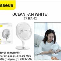 kipas angin meja baseus ocean fan original
