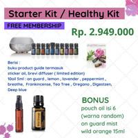 Jual Starter Kit Doterra Healthy Kit Doterra Jakarta Barat Mapplestuff Tokopedia