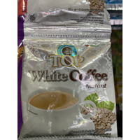 top white coffee instant coffee