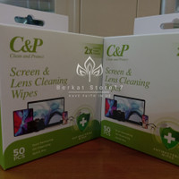TISSU SCREEN & LENS CLEANING WIPES thumbnail