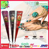 Henna Tangan 3 Warna Satuan - Ruhis Henna Paste thumbnail