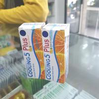 Cooling 5 Plus Mouth Spray / Antiseptik Untuk Sariawan, Sakit Gigi
