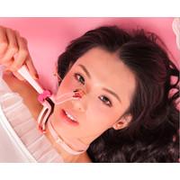 Alat pembentuk alis Eyebrow Shapes Syokyuto - BEY999 - PINK thumbnail