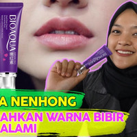 Bioaqua Pewarna Bibir Pink Asli Original Produk thumbnail