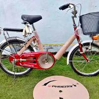 Jual Sepeda Mini Phoenix 20 Baru Masih Di Dus Jakarta Timur Garasi A2 Tokopedia