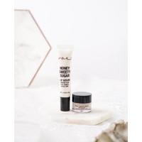 Paket Pencerah Bibir Lipserum + Lipscrub WMU Beauty Honey Sweety Sugar thumbnail