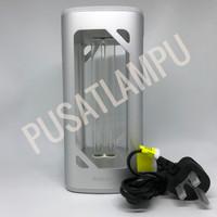 Lampu Philips UV-C Disinfection Desk Lamp Silver Bunuh Virus Corona thumbnail