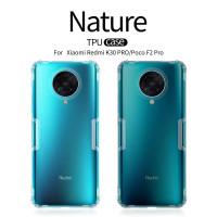 Softcase softjacket Nillkin Nature air case Xiaomi K30 pro Poco f2 pro