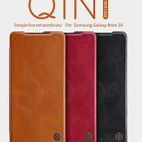 Flipcase nillkin Qin leather case Samsung Galaxy Note 20