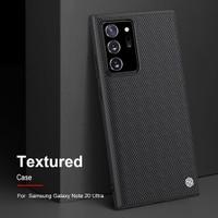 Hardcase Nillkin Textured Nylon Case Samsung Galaxy Note 20 ultra