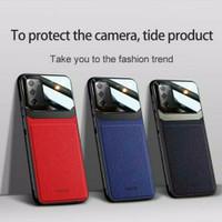 Case Samsung Galaxy Note 20 ULTRA Case Leather Hard Soft Casing Kulit