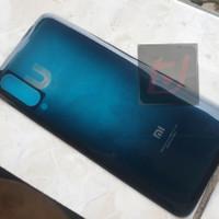 Back cover casing belakang Xiaomi Mi9 transparan