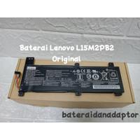 Jual Baterai Lenovo L15M2PB2 Original - Jakarta Pusat - baterai-adaptor | Tokopedia