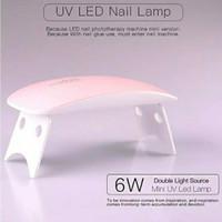 Lampu UV pengering cat kutek 6W thumbnail