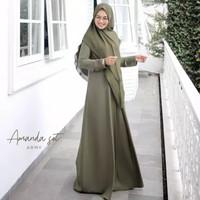 Jual Amanda Set Army By Shararea Kab Cirebon Annisa Boutique Moslem Tokopedia