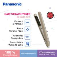 Panasonic Keratin & Coconut Oil Straightener HV11 Catokan Rambut E thumbnail