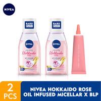 NIVEA Hokkaido Rose Oil Infused Micellar x BLP thumbnail