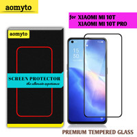 XIAOMI MI 10T PRO MI10T AOMYTO TEMPERED GLASS PREMIUM FULL GLUE