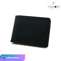 Dompet Kulit Pria Asli Branded VERMONT V83 - A003 Original Leather