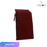 Cardholder Wanita Branded Kulit Asli V83 - K007 Original Leather