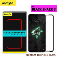 BLACK SHARK 3 AOMYTO TEMPERED GLASS PREMIUM FULL COVER