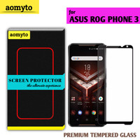 ASUS ROG PHONE 3 AOMYTO TEMPERED GLASS PREMIUM FULL COVER