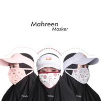 MAHREEN MASKER - NUSSEYBA ACTIVEWEAR - White thumbnail
