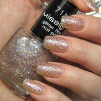 Misslyn Glitter Flash Nail Polish - 711 thumbnail