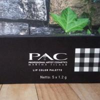 PAC Lip Colour Palette sweety Pink 5x1,2 g thumbnail