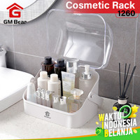 GM Bear Rak kosmetik Kotak Makeup 1260 - Siena Cosmetic Storage Box thumbnail