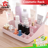 GM Bear Rak Kosmetik Makeup Multifungsi Storage Box 1234-Cosmetic Rack thumbnail