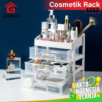 GM Bear Rak Kosmetik Serbaguna 1232-Rak Kosmetik Transparan thumbnail