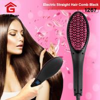 GM Bear Sisir Catokan Pelurus Rambut 1267 - Vlasy Electric Hair Comb thumbnail