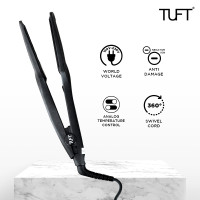 TUFT Basic 1,5 inch Catokan Lurus dan Curly thumbnail