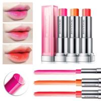 COD BIOAQUA LIPSTICK 3 COLOR GRADIENT BEST SELLER - 02 ROSE PINK thumbnail