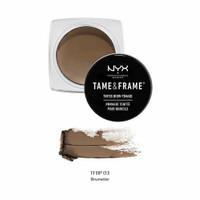 NYX TAME & FRAME BROW POMADE - Brunette Espresso Black - 03 Brunette, Original thumbnail