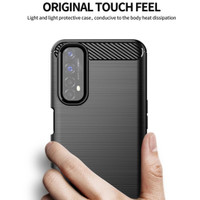 REALME 7 SOFT CASE CARBON FIBER BRUSH 02